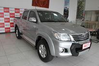 Toyota Hilux Cabine Dupla SRV A/T 2.7L 4x4 Flex 2015}