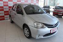 Toyota Etios Hatch Etios 1.3 (Flex) 2013}