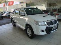 Toyota Hilux Cabine Dupla Diesel SR 3.0 4x4 (Aut) 2014}