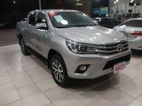Toyota Hilux Cabine Dupla Diesel SRX 2.8L Turbo (Aut) 2016}
