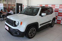 Jeep Renegade 1.8 16V Longitude 2017}