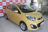 Kia Motors Picanto EX 1.0 (aut) 2013}