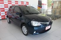 Toyota Etios Hatch Etios XLS 1.5 (Flex) 2017}