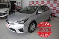 Toyota Corolla Sedan GLi 1.8 16V (flex) (aut) 2016}