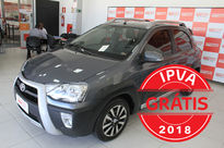 Toyota Etios Hatch Etios Cross 1.5 (Flex) 2016}