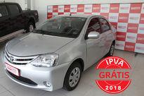 Toyota Etios Sedan XS 1.5 (Flex) 2013}