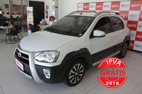 Toyota Etios Cross 1.5L (Flex) (Aut) 2016}