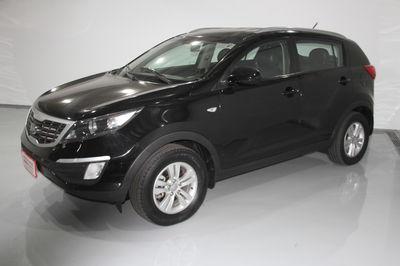 Kia Motors Sportage LX 2.0 4X2 (Flex) P525 2012}