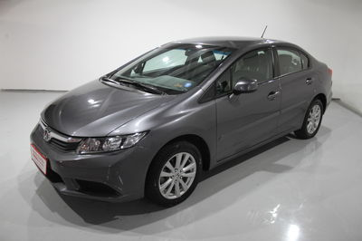Honda Civic New  LXS 1.8 16V i-VTEC (aut) (flex) 2016}