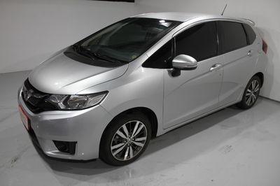 Honda Fit EX 1.5 16V (flex) (aut) 2016}