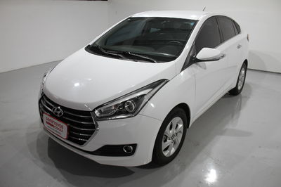 Hyundai HB20S HB20 1.6 S Premium 2016}
