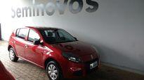 Renault Sandero Authentique 1.0 16V (Flex) 2014}