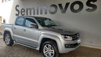 Volkswagen Amarok Highline 2.0 CD (Aut) 2015}