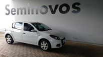 Renault Sandero Authentique 1.0 (Flex) 2013}