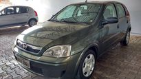 Chevrolet Corsa Joy 1.0 (Flex) 2011}