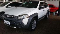 Fiat Palio Weekend Adventure 1.8 16V (Flex) 2014}