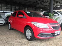 Chevrolet Onix 1.0 LS SPE/4 2013}