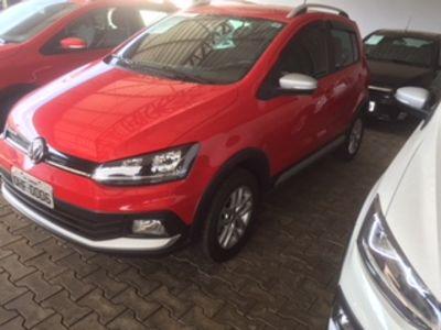 Volkswagen CrossFox 1.6 2016}