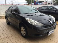 Peugeot 207 Sedan 207 Passion XR 1.4 8V (flex) 2011}