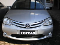 Toyota Etios Hatch Etios XLS 1.5 (Flex) 2013}