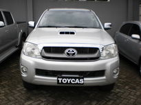 Toyota Hilux Cabine Dupla Diesel SRV 2.8L Turbo (Aut) 2011}