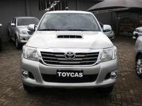 Toyota Hilux Cabine Dupla Diesel SRV 2.8L Turbo (Aut) 2015}