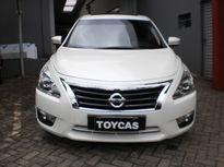 Nissan Altima SL 2.5 X-Tronic CVT 2014}
