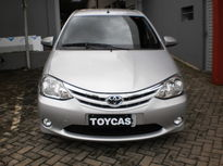 Toyota Etios Sedan XLS 1.5L Flex 2014}
