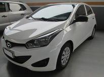 Hyundai HB20 Comfort Plus 1.0 Flex 2013}