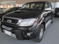 Toyota Hilux Cabine Dupla SRV A/T Top 3.0L 4x4 Diesel 2010}