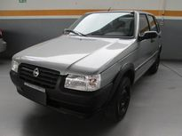 Fiat Uno Mille Fire 1.0 (Flex) 4P 2008}
