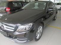 Mercedes-Benz C 180 1.6 CGI AVANTGARDE 16V TURBO GASOLINA 4P  2015}