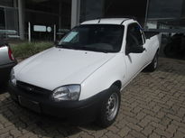 Ford Courier 1.6 L (Flex) 2012}