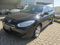 Renault Fluence 1.6 EXPRESSION 16V FLEX 4P MANUAL 2013}