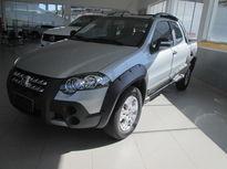 Fiat Strada Adventure 1.8 8V (Flex) (Cab Dupla) 2010}