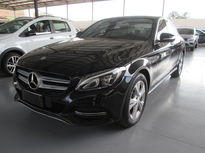 Mercedes-Benz C 180 1.6 CGI Avantgarde Turbo (Aut) 2015}