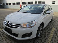 Citroën C4 Lounge Exclusive 1.6 THP (Aut) 2014}