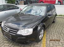 Volkswagen Golf 1.6 MI FLEX 4P MANUAL 2012}