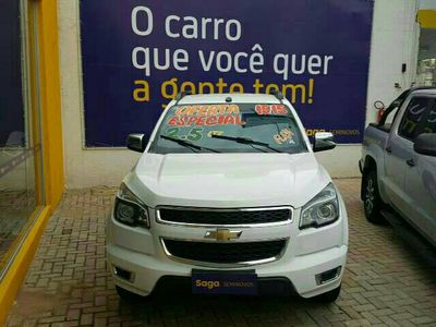 Chevrolet S10 S10 4x2 2.5 (Cab Dupla) 2015}