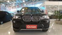 BMW X3 2.0 20I X LINE 4X4 16V GASOLINA (AUT) 2013}