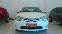 Toyota Etios Sedan XLS 1.5L (Flex) 2014}