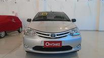 Toyota Etios Sedan X 1.5 (Flex) 2013}