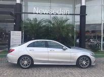 Mercedes-Benz Classe C AMG C 63 AMG 2016}
