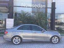 Mercedes-Benz Classe C C 200 CGI Avantgarde 2014}