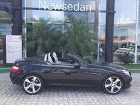 Mercedes-Benz SLK 250 CGI 2013}