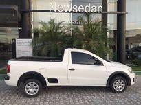Volkswagen Saveiro 1.6 MI CS 8V FLEX 2P MANUAL G.VI 14/15 2016}