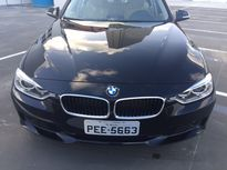 BMW 320i 2.0 Turbo (Aut) 2014}