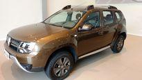 Renault Duster Dynamique 2.0 16v 4x4 (Flex) 2016}