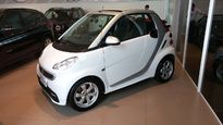 Smart fortwo Cabrio Smart Cabriolet 2013}
