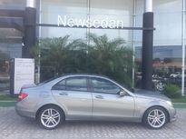 Mercedes-Benz C 180 1.6 CGI AVANTGARDE 16V TURBO GASOLINA 4P  2012}